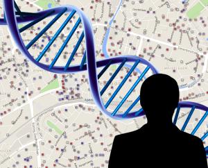 Kaart Burgerprofielen DNA